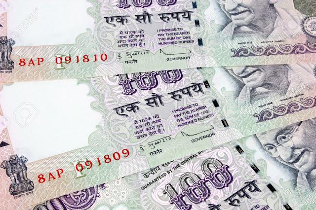 रिजर्व बैंक ऑफ इंडिया का ऐलान, अब आएंगे 100 रुपए के नए नोट