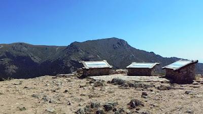 Mirador de Las Canchas en el blog del grupo de senderísmo - escapadillas.com