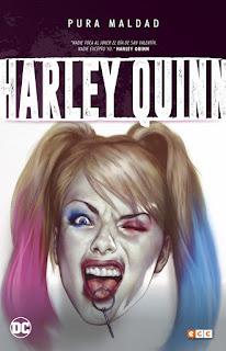 """Reseña de """"PURA MALDAD: HARLEY QUINN"""" [ECC Ediciones]"""
