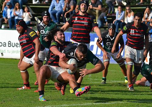Tucumán Rugby golea hasta cuando no brilla