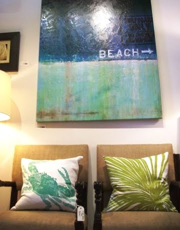 coastal painting