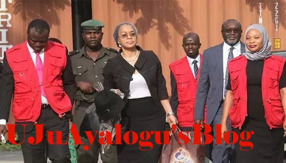 How Nigerian judge created shady company to collect bribe from lawyer – EFCC