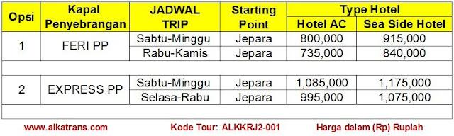 Harga Paket Tour Karimunjawa Murah, Paket Wisata Karimunjawa Murah,Tour Karimunjawa 2D 1N, Karimunjawa 2 hari 1 malam, Harga Paket Wisata Karimunjawa 3 hari 2 malam,