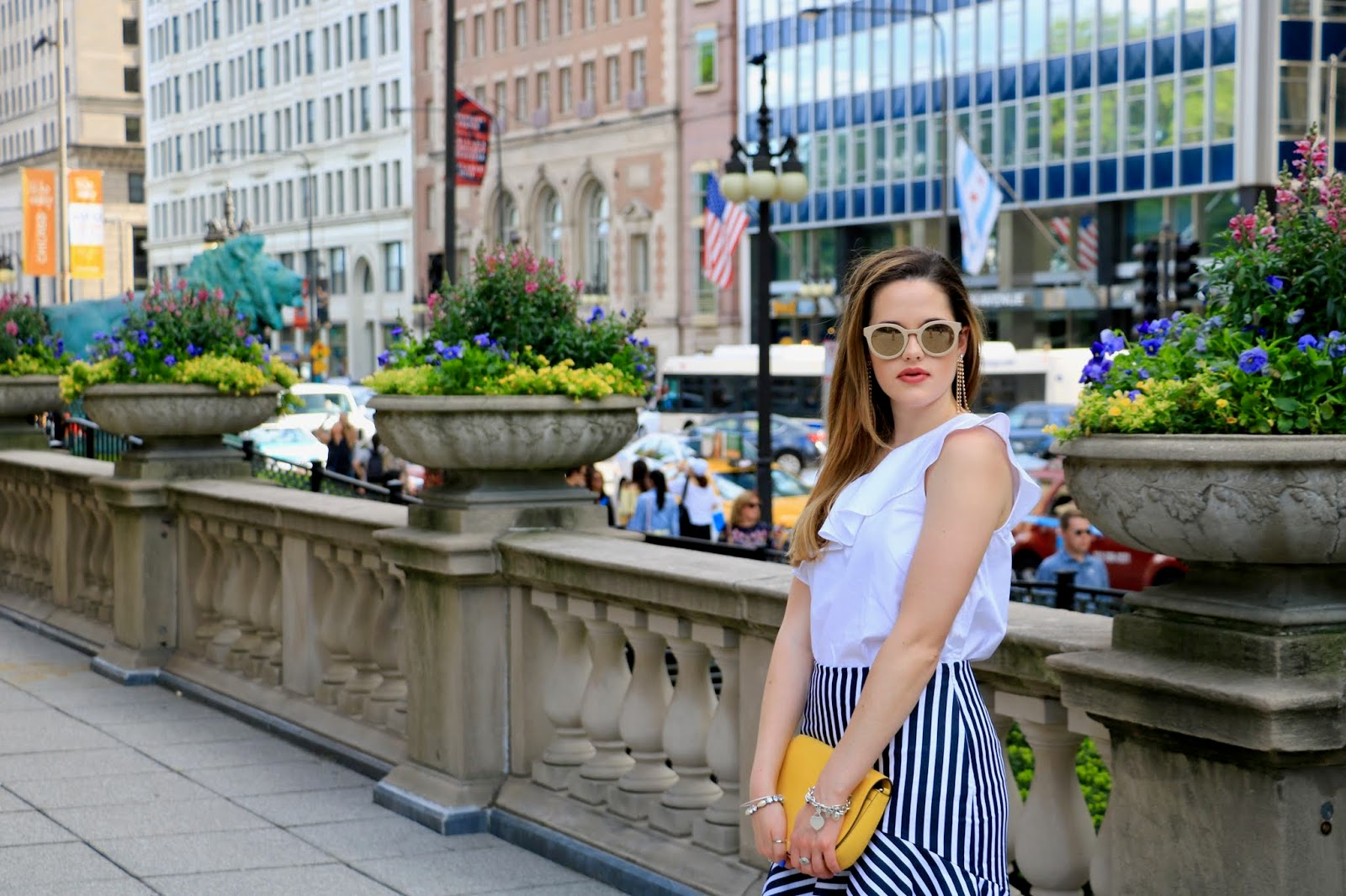 Nyc fashion blogger Kathleen Harper's summer street style pics