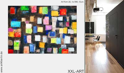 dekorieren wohnen einrichten Bilder Kunst