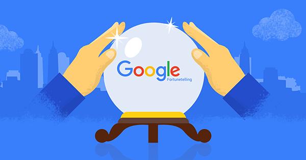 تعرف على الخدمة الجديدة من جوجل للتنبؤ بمستقبلك !