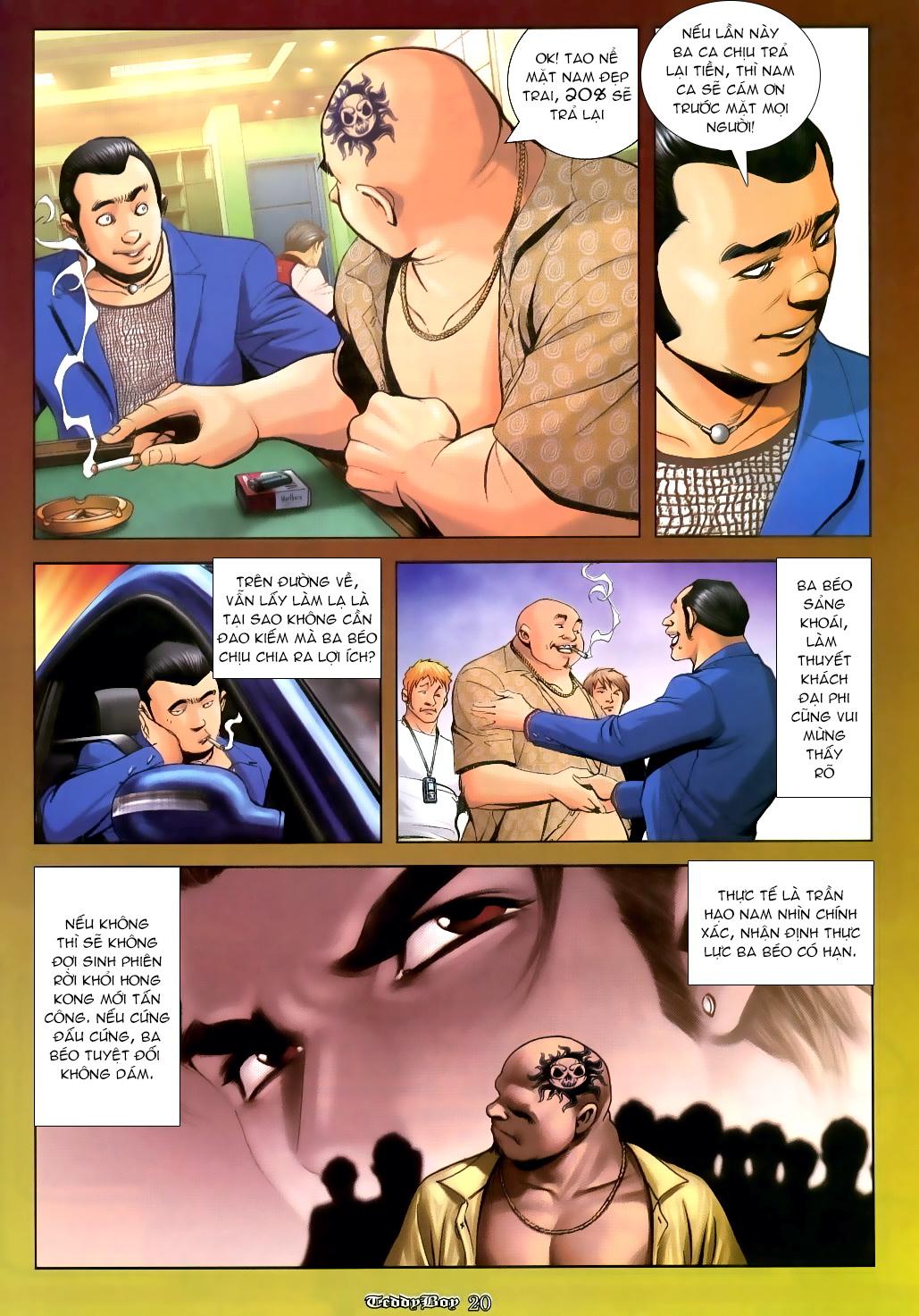 Người Trong Giang Hồ NetTruyen chap 987 - Trang 14
