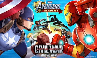 MARVEL Avengers Academy V1.0.51 Mod Apk [Terbaru]