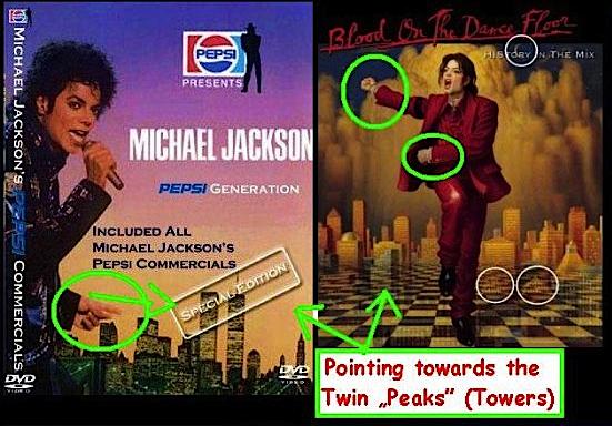 Resultado de imagen para michael jackson twin towers 9/11