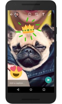 WhatsApp Rilis Fitur Terbaru : Kloningan Snapchat?