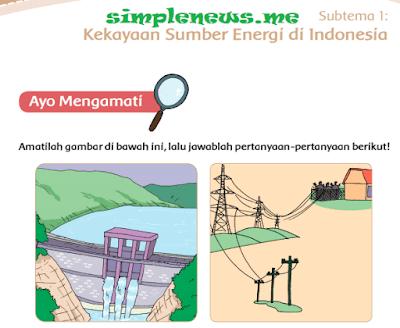 Subtema 1 Kekayaan Sumber Energi di Indonesia - www.simplenews.me