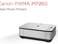 Canon PIXMA MP260 For Mac, Windows
