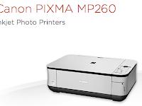 Canon PIXMA MP260 Driver Download - Mac, Windows