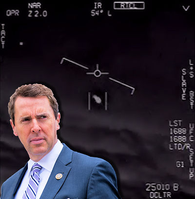 Congressman is Demanding Answers On UFOs From The Navy