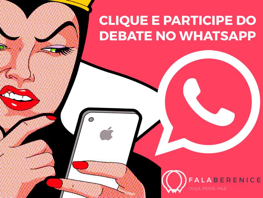 Debate no WhatsApp: Igrejas devem pagar impostos? Participe