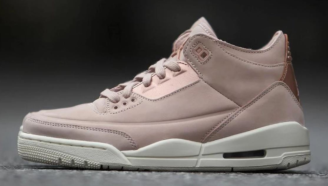 9edc325a0c8b Here is a look GC911 at these upcoming Air Jordan 3 Retro Women s Exclusive