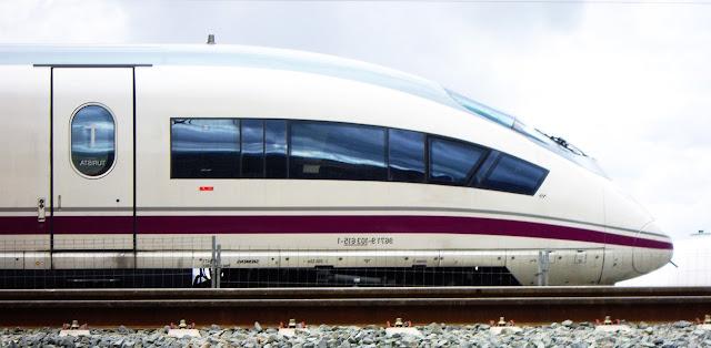 Ofertas tren AVE Madrid Barcelona