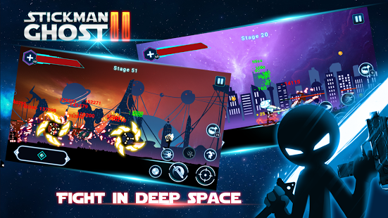 Stickman Ghost 2: Gun Sword v4.0.4 Mod Apk Download