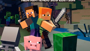 Minecraft New Nintendo 3DS [CIA] [Español] [Mega]