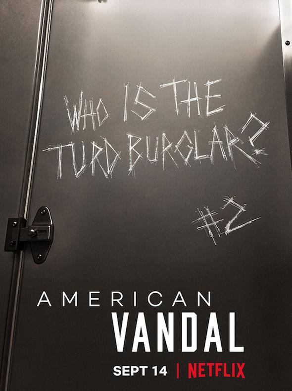 The Movie Sleuth: Netflix Now: American Vandal Season 2