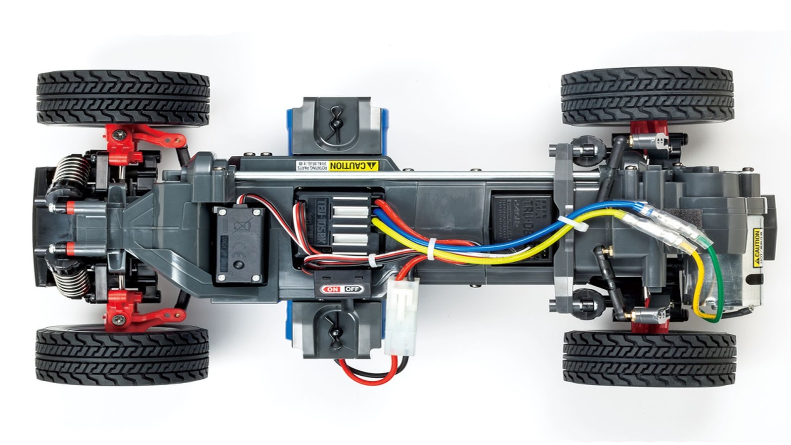 Rc Jeep Adventures Ready 4 Pole To 5 Trailer Wiring Adapter Tow 20036 In July 2005 Tamiya Further Updated The Trf415ms By Releasing Trf415msx They Released Both As A Conversion Kit For Older 415s And Complete