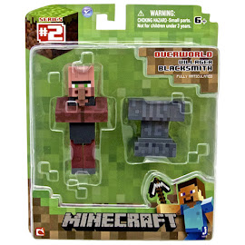 Minecraft Series 2 Villager Overworld Figure