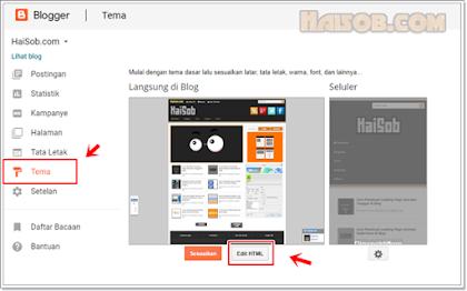 Cara membuat Related Post Gambar/Thumbnails di Blogger