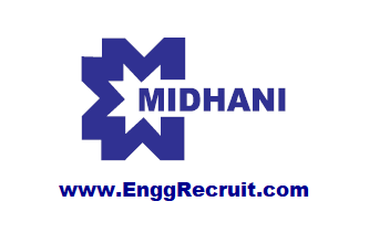MIDHANI Recruitment 2018
