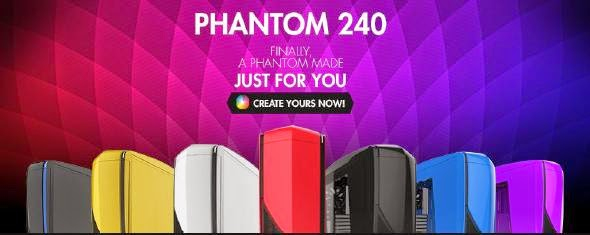 NZXT Phantom 240 Design Competition, Win Php20K Worth Of Prizes