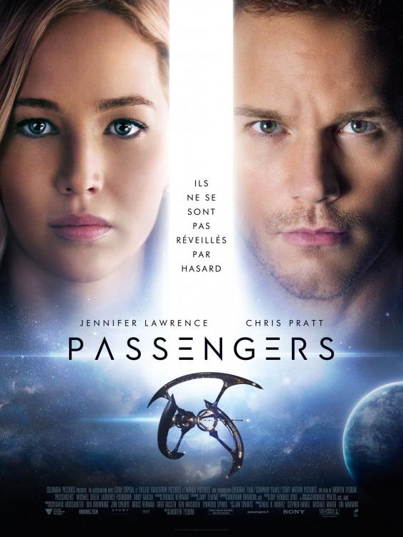Passengers (2016) คู่โดยสาร พันล้านไมล์