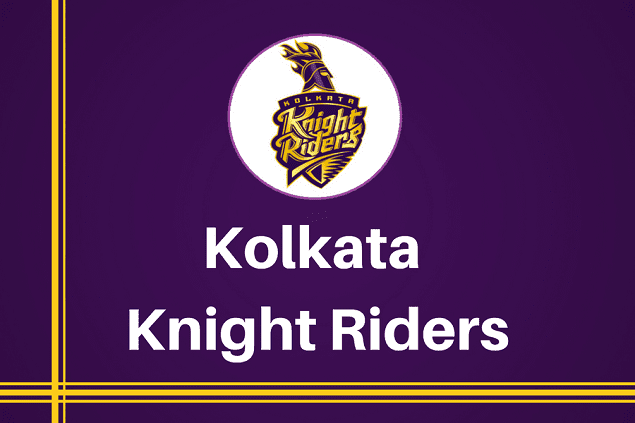 KKR Team 2018 Players List