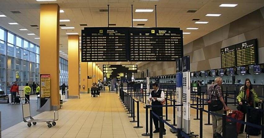 Vuelos nacionales se reanudarían en la primera quincena de julio, informó el Ministerio de Transportes y Comunicaciones - MTC