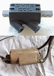 1000 Cuts: Honda Dream CA77 Electronic Ignition and Coil