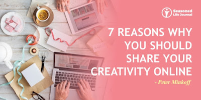 creativity, share your passion online, online influencer