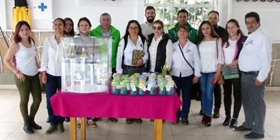 Tequendama y Sumapaz; sobre el uso sostenible y conservación de orquídeas nativas