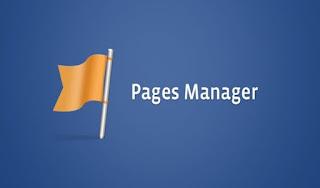خدمة ادارة صفحات الفيس بوك
