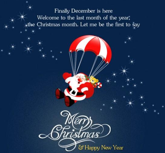 santa best wishes imase picture wallpaper