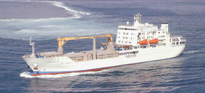 Passenger / Freighter Arauni 3 has emerged as M2 under Mexican Owners.