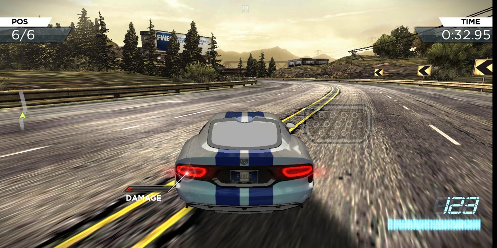 Need For Speed Most Wanted Mod Apk Data Version 1 3 112
