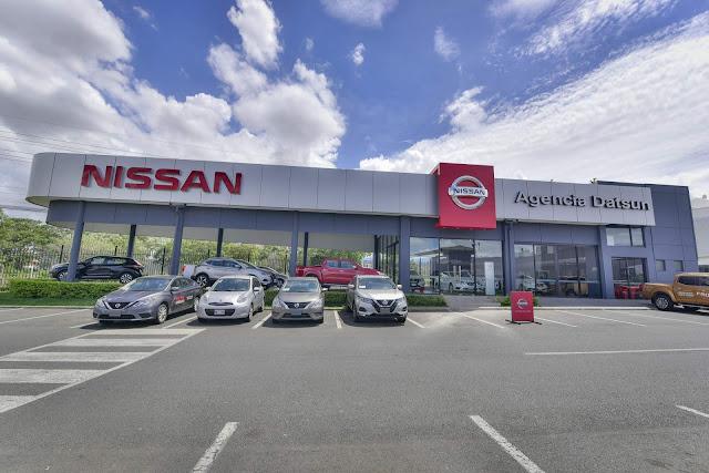 Nissan acelera abertura de concessionárias - América Latina