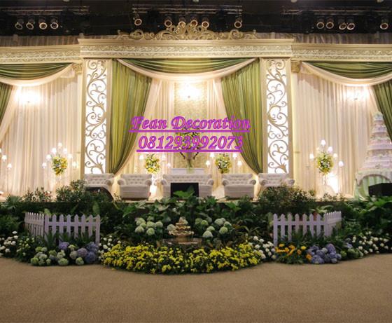 Tema Tepat Untuk Dekorasi Wedding