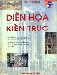 sách diễn họa kiến trúc tiếng việt
