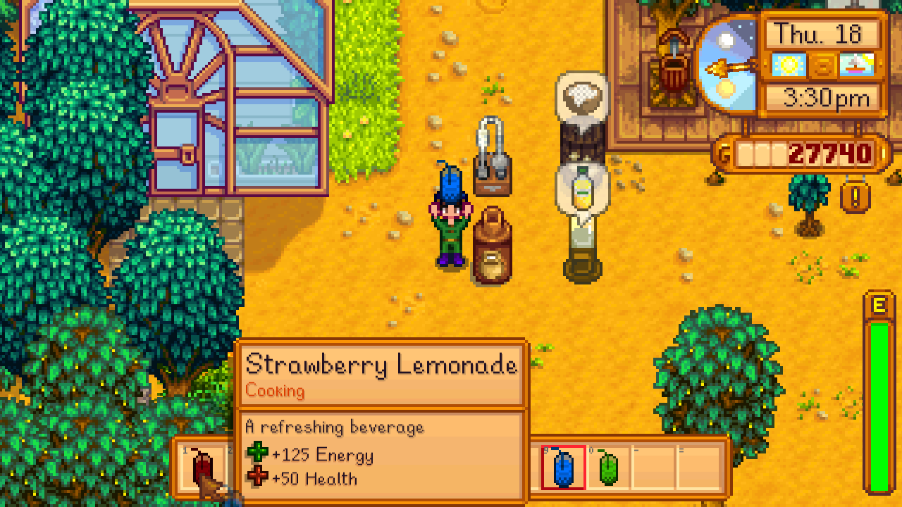 Custom Farming Redux - Mod Stardew Valley