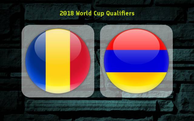 Romania vs Armenia Full Match & Highlights 01 September 2017