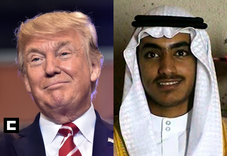 Donald Trump Hamza bin Laden