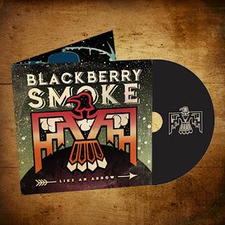 """Αποσπάσματα απ' όλα τα τραγούδια του δίσκου των Blackberry Smoke """"Like an Arrow"""""""
