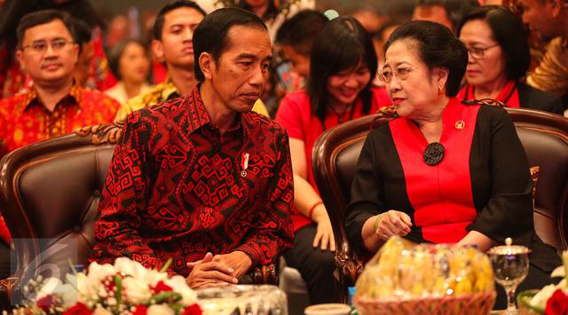 Megawati: Jokowi Dibilang Diktator, Sanggup Buktikan?