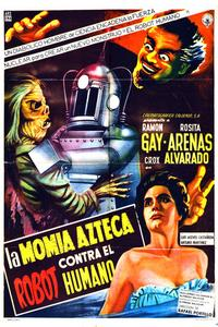 Watch The Robot vs. the Aztec Mummy Online Free in HD