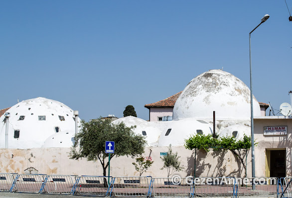 Yeni Hamam 18 yy'da yapılmış tarihi bir yapı, Tarsus