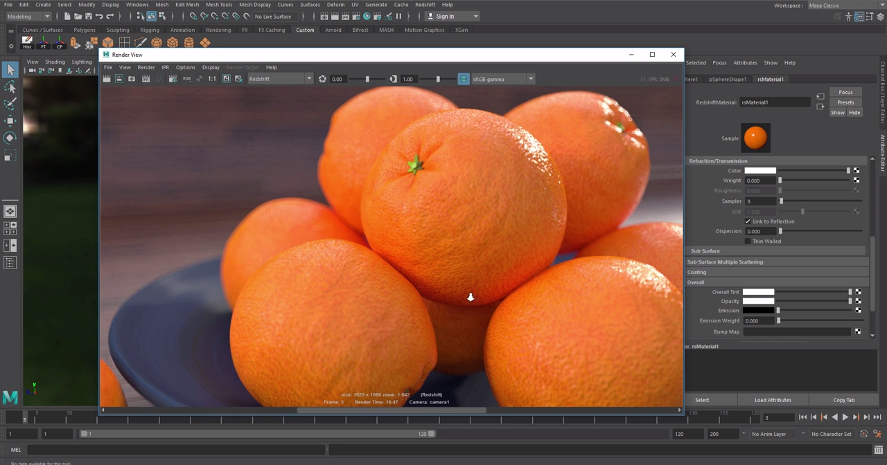 Working with Bumps And Normal Mapping In Redshift | CG TUTORIAL
